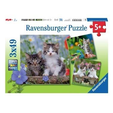 Ravensburger Puzzle Renkli